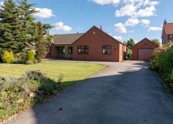 Thumbnail 3 bed detached bungalow for sale in Cliffe, Selby