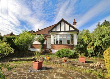 Thumbnail 3 bed detached bungalow for sale in Elmbridge Avenue, Surbiton, Surrey