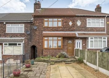 Thumbnail 2 bed terraced house for sale in St. Nicholas Road, Whiston, Prescot, Merseyside