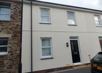 Thumbnail 2 bed terraced house to rent in Laity Fields, Camborne
