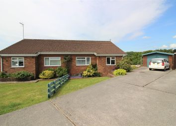 Thumbnail 2 bed semi-detached bungalow for sale in Bishopswood, Brackla, Bridgend