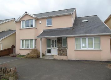 Thumbnail 4 bed detached house to rent in Rhymney Walk, Rhymney, Tredegar