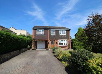 Thumbnail 4 bedroom detached house for sale in Farm Close, Somercotes, Alfreton