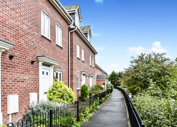 Thumbnail 3 bed town house for sale in Saw Mill Way, Burton-On-Trent