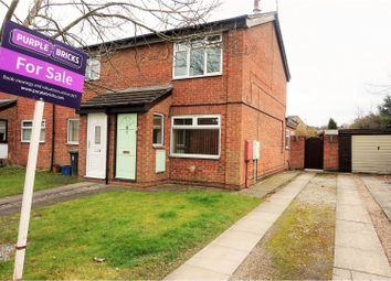 Thumbnail 2 bed flat for sale in Nidderdale Place, Bramley, Rotherham