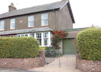 Thumbnail 4 bed semi-detached house for sale in West View, Sellafield Road, Beckermet