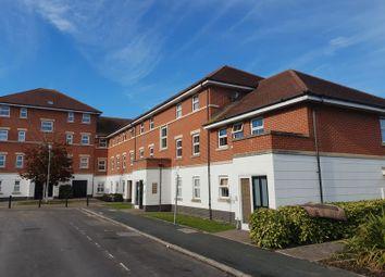 Thumbnail 2 bed flat for sale in Barrack Road, Aldershot