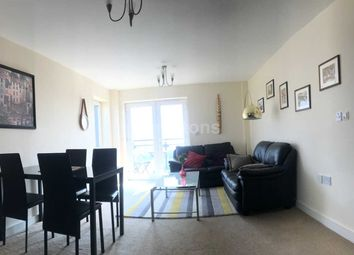 Thumbnail 2 bed flat to rent in Overstone Court, Butetown, Cardiff Bay