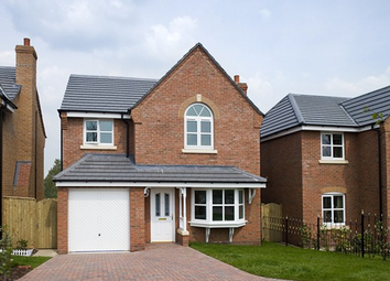Thumbnail 3 bed detached house for sale in The Dunham 2, Two Gates, Tamworth