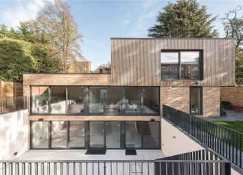 Thumbnail 4 bedroom detached house for sale in The Fortis Collection, Eastern Road, London