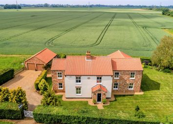Thumbnail 4 bed cottage for sale in High Road, Newton-In-The-Isle, Wisbech, Cambridgeshire