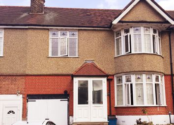 Thumbnail 3 bedroom terraced house to rent in South Park Drive, Goodmayes, Ilford