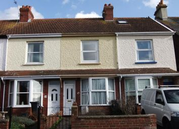 Thumbnail 2 bedroom terraced house to rent in Alexandra Road, Axminster, Devon