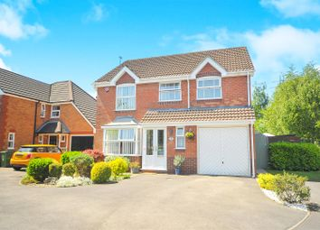 4 bed detached house for sale in Epsom Close, Chippenham SN14