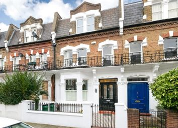 Thumbnail 5 bed terraced house for sale in Chesilton Road, Parsons Green, London