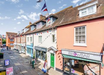 Thumbnail 2 bed flat for sale in Crane Street, Chichester, West Sussex