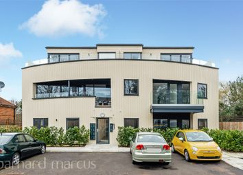 Thumbnail 2 bed flat for sale in Hardwick Close, Epsom