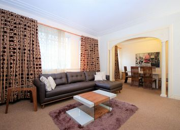 Thumbnail 3 bedroom flat to rent in Albion Gate, Albion Street, Bayswater, London