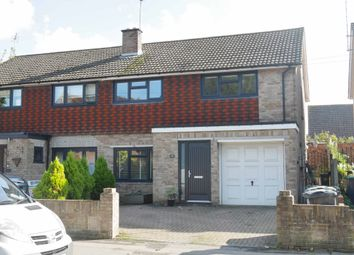 Thumbnail 4 bed semi-detached house for sale in South Street, Havant