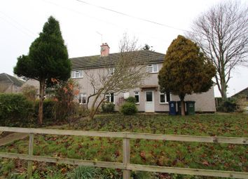 Thumbnail 3 bed semi-detached house for sale in Church Lane, Stibbington, Peterborough