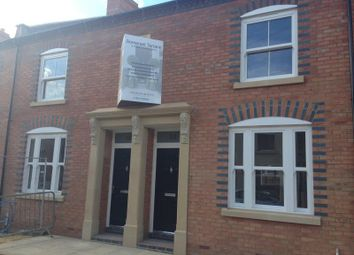 Thumbnail 3 bed terraced house to rent in Temple, Ash Street, Northampton
