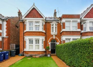 Thumbnail 3 bed flat for sale in Twyford Avenue, London