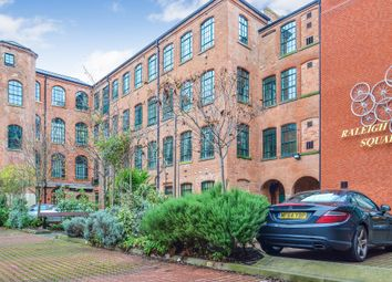 Thumbnail 2 bed flat for sale in Raleigh Street, Nottingham