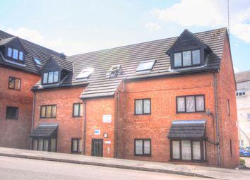 Thumbnail 1 bedroom flat to rent in Highgrove Court, Rushden, Northamptonshire