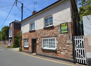 Thumbnail 2 bedroom cottage for sale in The Strand, Lympstone, Exmouth