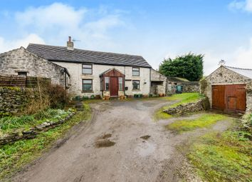 Thumbnail 2 bed detached house for sale in Wardlow, Buxton