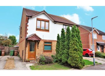 Thumbnail 2 bed semi-detached house for sale in Williams Way, March