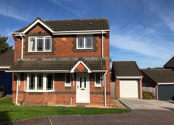Thumbnail 3 bed detached house for sale in Dove Close, Honiton