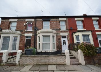 Thumbnail 3 bed terraced house for sale in Fairfield Road, Tranmere, Merseyside