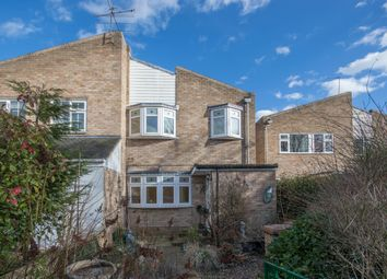 Thumbnail 3 bed terraced house to rent in Becketts, Hertford
