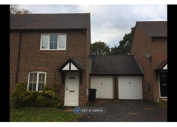 Thumbnail 2 bed semi-detached house to rent in Larkspur Gardens, Thatcham