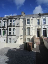 Thumbnail 4 bed terraced house to rent in Alexandra Road, Mutley, Plymouth