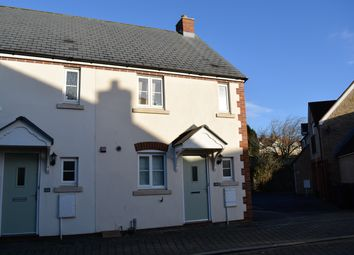 Thumbnail 2 bed end terrace house for sale in 24 Coles Close, Wincanton