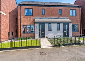 Thumbnail 3 bedroom semi-detached house for sale in Akron Drive, Mercury Drive, Wolverhampton