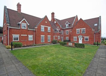 Thumbnail 2 bed flat for sale in Old School Court, Fareham