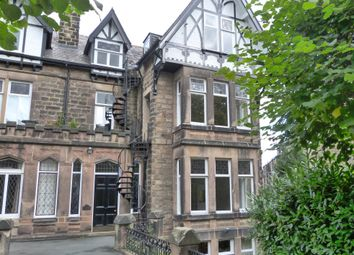 Thumbnail 2 bed flat to rent in 4 Clarence Drive, Harrogate
