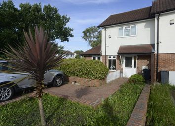 Thumbnail 2 bed end terrace house for sale in Canterbury Road, Feltham, Greater London