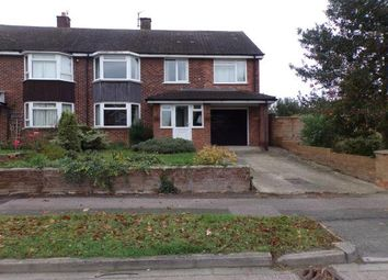 Thumbnail 4 bed semi-detached house for sale in Mallard Hill, Bedford, Bedfordshire