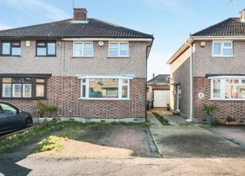 Thumbnail 2 bed semi-detached house for sale in Vernon Avenue, Enfield