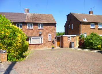 Thumbnail 3 bed semi-detached house for sale in Kemble Close, Potters Bar