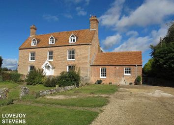 Thumbnail 5 bed farmhouse to rent in Newbury Road, Kintbury