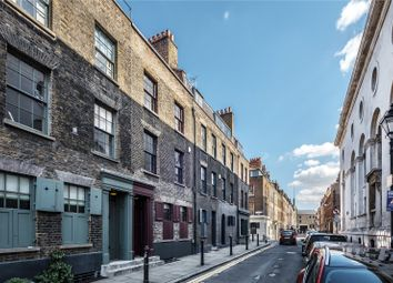 Thumbnail 4 bedroom terraced house for sale in Fournier Street, London