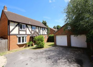 Thumbnail 4 bed detached house for sale in Finstock Green, Bracknell