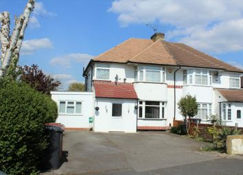 Thumbnail 5 bed semi-detached house for sale in Courtlands Avenue, Langley, Slough
