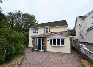 Thumbnail 4 bed detached house for sale in Maelog Close, Pontyclun