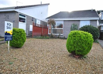 Thumbnail 1 bed detached bungalow for sale in Crosspark Close, Barnstaple